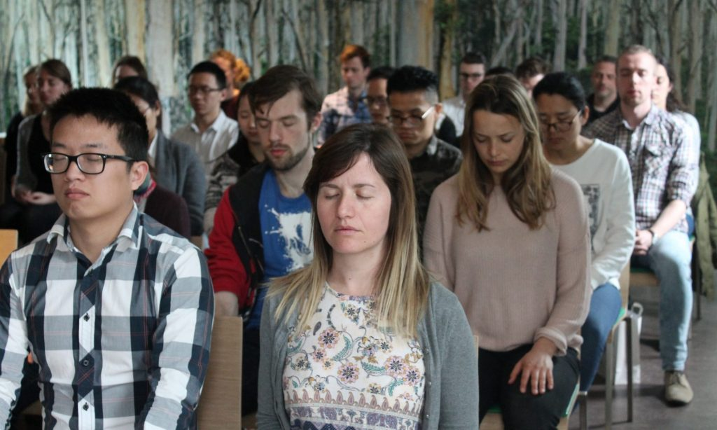 mindfulness workshop utrecht amsterdam